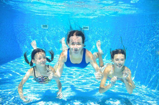 Social Swimming