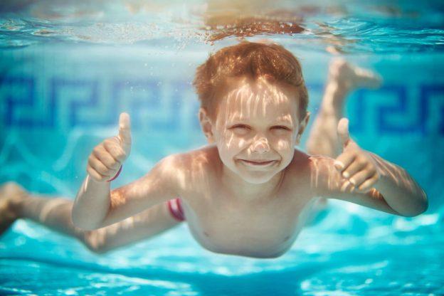 Lose The Quot Floaties Quot And Gain In The Pool B Amp C Aquatics
