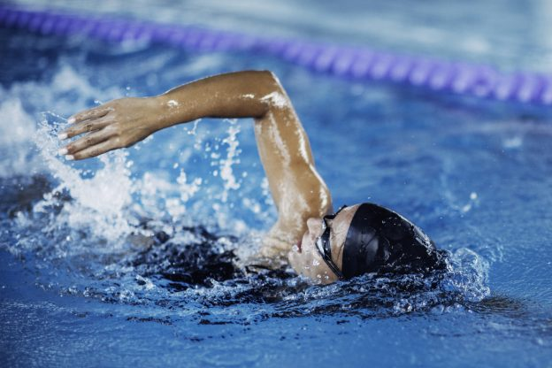 Benefits to Swimming Competitively