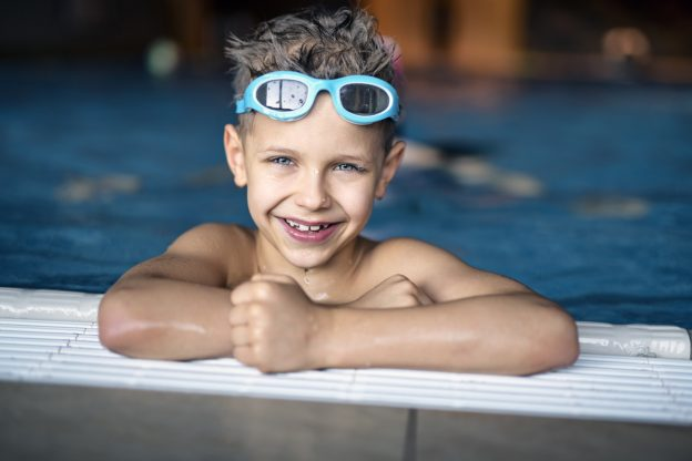 Why Your Child Should Be in Swim Lessons This Fall and Winter