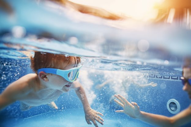 Mental Benefits of Swimming for Kids