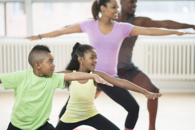 Tips for Families to be Active Together