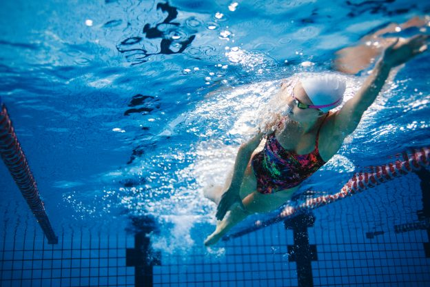 The Importance of Body Positioning in the Water