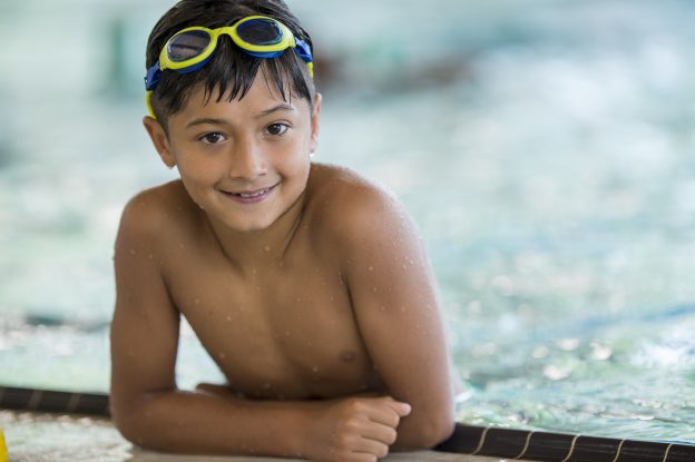 How Long Should My Child Take Swim Lessons