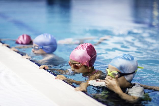 How Do You Determine a Great Swimming Lesson?
