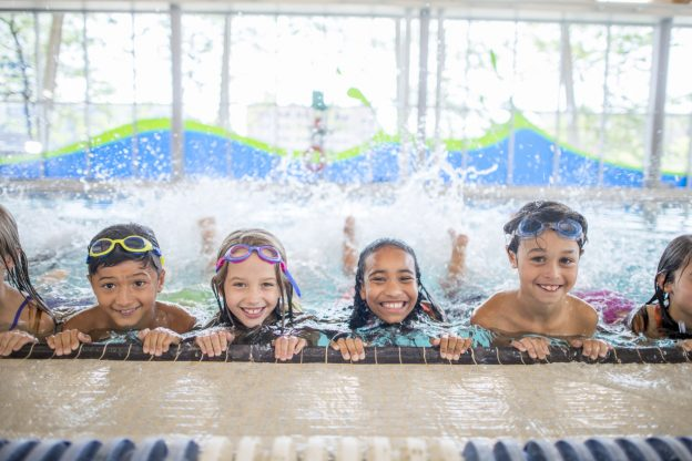 Why Group Swimming Lessons Are a Great Option for Your Child