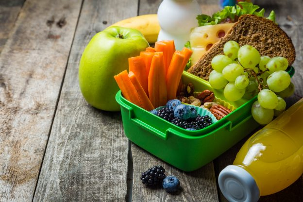 Tips for Providing Your Child With a Healthy Lunch