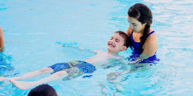 5 Benefits of Private Swim Lessons